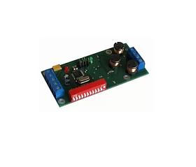 Токовий DMX512 драйвер 3 канали (RGB) 700ma