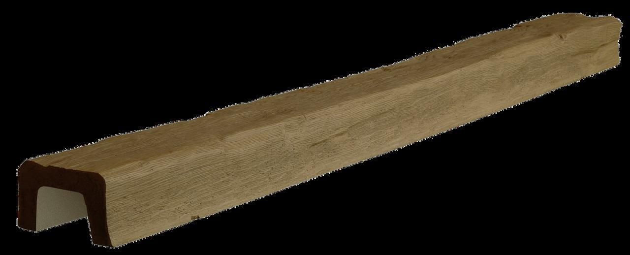 Балка DecoStar рустик (9х6)см (4м) светлая