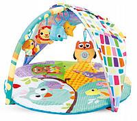 Kidwell Heaven Owls - Образовательный коврик с балдахином, фото 1