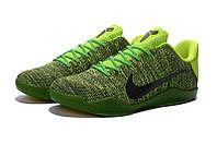 Мужские Баскетбольные кроссовки Nike Kobe 11 (Green), фото 1