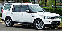 Брызговики оригинальные Land Rover Discovery-4 2010- (AVTM) комплект 4-шт.