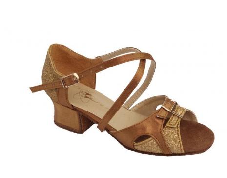 Спортивно бальная обувь для девочек Б-8 (a)