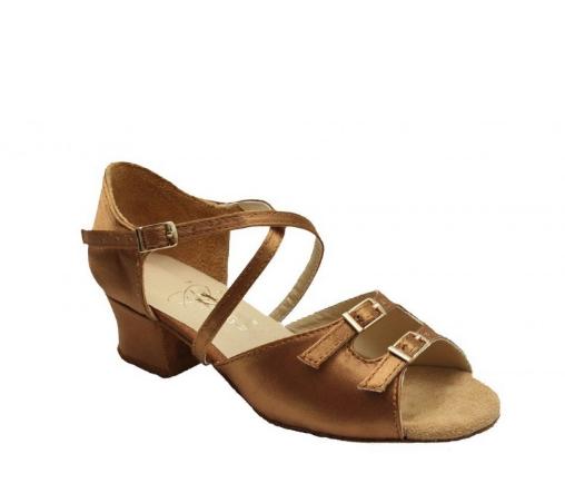 Спортивно бальна взуття для дівчаток 73110 (f)