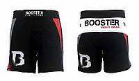 Шорты MMA Booster PRO 23 ORIGIN V2 Черно-белый-красный Таиланд