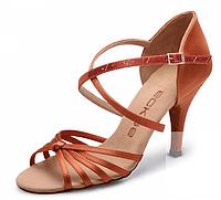 """Жіноче взуття для спортивно-бальних танців, латина """"Алонца"""""""