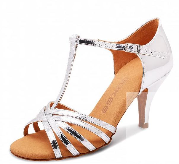 """Жіноче взуття для спортивно-бальних танців, латина """"Катрін-SS 001"""""""