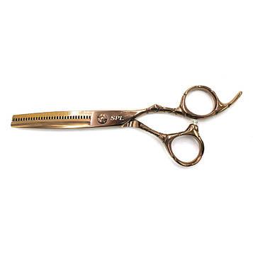Ножиці перукарські філірувальні SPL 90063-63