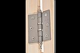 Двери для бани и сауны Tesli UNO Diamant1900 х 700, Дверь стеклянная, Украина, 70/190, стеклянная, матовая, с, фото 3