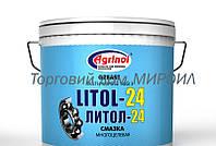 Смазка Литол-24 ведро 9кг
