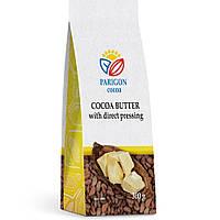 Какао-масло (натуральне) Parigon, 300 гр.
