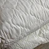Подушка на холлофайбере 50*70 см. ODA с наволочкой на замке., фото 8