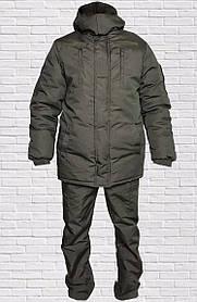 """Зимовий костюм до -20° """"Mavens НГУ"""" для риболовлі, полювання, роботи в холоді, розмір 54 (014-0033)"""