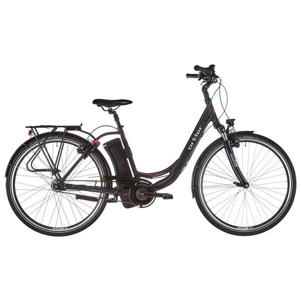 Велосипед Ortler Garda matte black з Німеччини