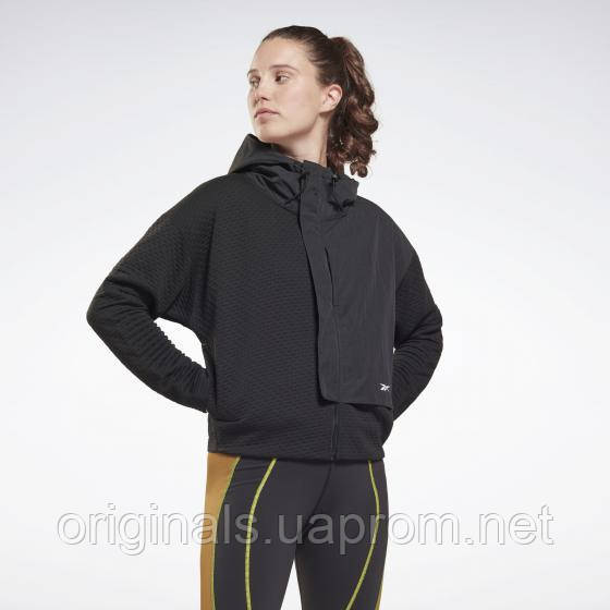 Жіноча куртка Reebok Thermowarm+Graphene GT3191 2021 2