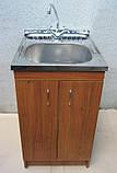 Мийка 50х60 з тумбою і краном (Комплект), фото 7