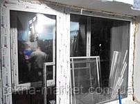 Балконный Блок Windom с установкой - компания Окна Маркет (044) 227-93-49;