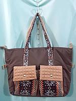 "Женская сумка (38х30 см.)  ""Vay"" LG-1591 №P106044"