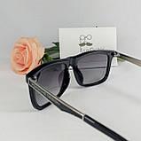 Стильные мужские солнцезащитные очки, фото 4