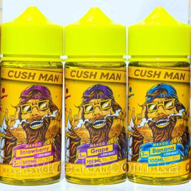 Преміум Рідина Nasty Juice Cush Man Low Mint 100ml
