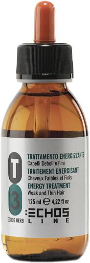 Зміцнюючий лосьйон Echosline Т3 Energy Treatment від випадіння волосся 125 мл (8033210291649)