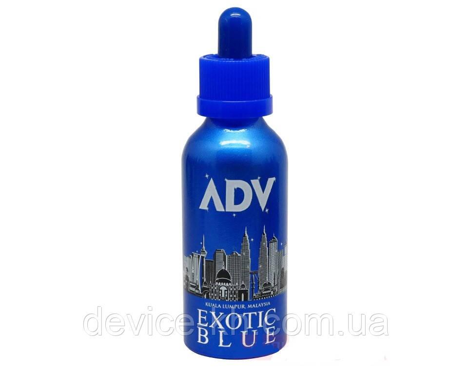 Преміум Рідина ADV Exotic Blue 60 ml