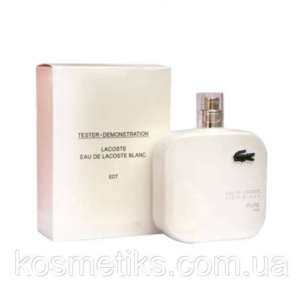 Lacoste L.12.12 Blanc EDT 100 ml TESTER