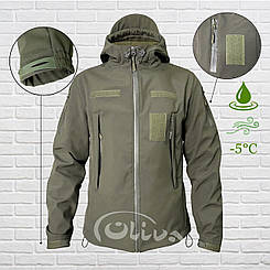 Куртка тактична SoftShell (Хакі)