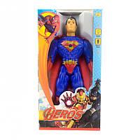 Фигурки супергероев 945ABHSZ-6, со звуковыми эффектами, 19 см (Супермен)