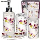 Набір для ванної кімнати Орхідея 4 пр SNT 888-06-007