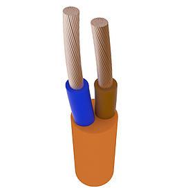 ПВС  2 х 1,5 оранжевий ЗЗКМ