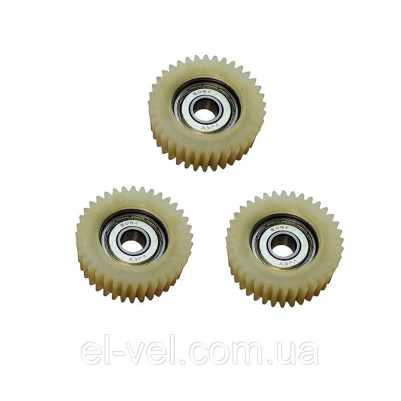 Набір шестерень 3 шт., для редукторного двигуна XF07F, XF08R, XF08C 36В 350Вт