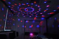 Світломузика диско куля Magic Ball Music MP3 плеєр з bluetooth XXB 01/M6 (2479), фото 5