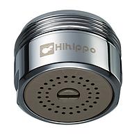 Водосберегающая насадка на кран с регулируемым потоком (1.8л - 8л/мин)  Hihippo HP-155 spray