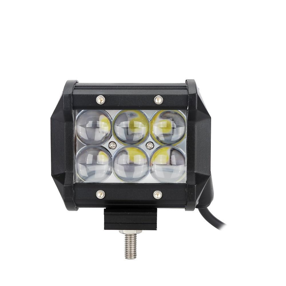 Автофара балка LED на дах (6 LED) 5D-18W-SPOT (12956)