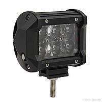 Автофара балка LED на дах (6 LED) 5D-18W-SPOT (12956), фото 8