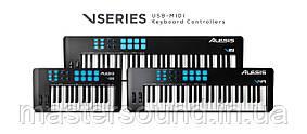 Нові моделі міді клавіатур від Alesis V серії