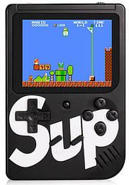 Ретро ігрова приставка (Ігрова консоль) Game Box sup 400 ігор в 1 Black