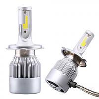 Светодиодные лампы C6 H4 36W 3800LM 4500-5000K (5538), фото 3