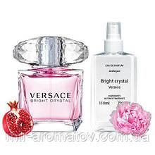 №199 Жіночі парфуми на розлив Versace Bright Christal» 110мл