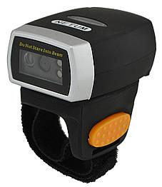 Бездротовий міні сканер штрих-кодів Netum NT-R2L на палець (2D портативний bluetooth)