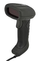 Промисловий провідний лазерний сканер штрих-коду Netum NT-1208 USB 1D
