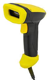 Промисловий провідний світлодіодний сканер штрих-коду Netum I3 USB 1D