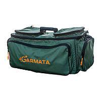 Рыболовная сумка GARMATA Predator. Объем 50 л. Cумка для спиннинговой и карповой рыбалки.