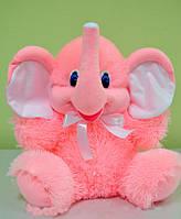 Мягкая игрушка Розовый Слон 39 см.