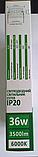 Светодиодный светильник 36w квадрат врезной AVT-SQUARE ESTER 36ВТ 6000К, фото 5