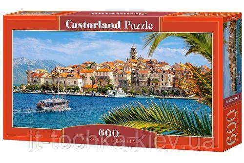 Пазлы castorland 600 b-060238  (размер картинки: 68*30см)
