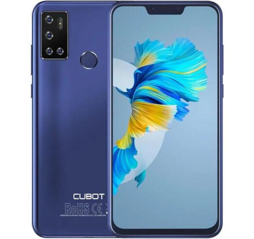 Смартфон Cubot C20 64Gb 4Gb Blue
