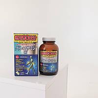 Комплекс для здоров'я суглобів Хондроітин+Глюкозамін Minami