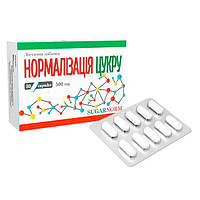 Нормализация сахара Healthyclopedia таблетки №30