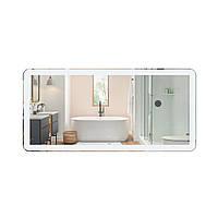Зеркало для ванной Qtap Swan 1400х700 с LED-подсветкой QT1678141470140W